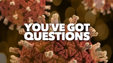 20 answers to your coronavirus questions