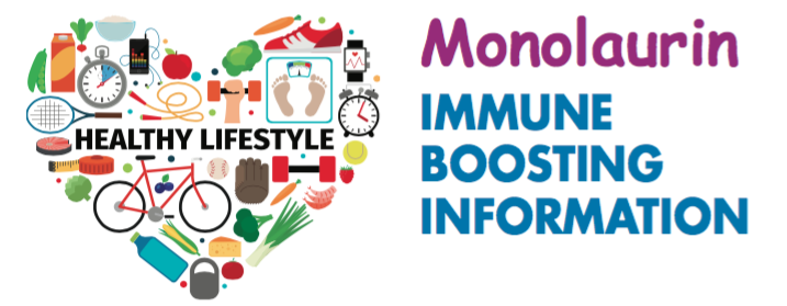 Monolaurin: Immune boosting information