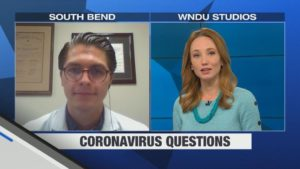 Ask Dr. Bob: does zinc help reduce severity of coronavirus symptoms?