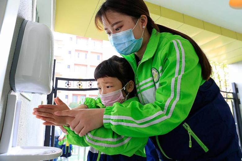 Top tips to boost your kid's immune system