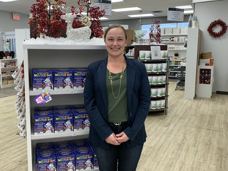 Health Product Adviser Offers Immune Boosting Advice